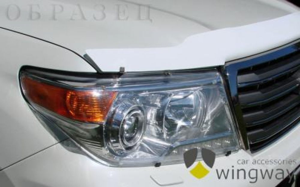 дефлектор белый volvo xc90